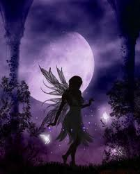 fairy full moon