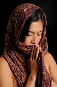 woman_prayer