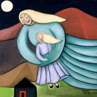 Capricorn Full Moon: Nobody's Child