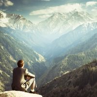 Capricorn Meditation: Think like a Mountain