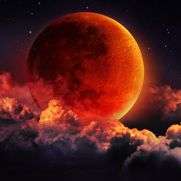 wolf blood moon meaning astrology - photo #15