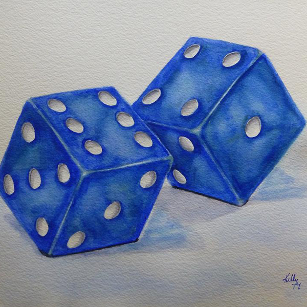 Roll the Dice.  It's the Sagittarius New Moon!